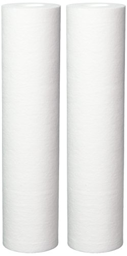 Culligan P5A P5 Whole House Premium Water Filter, 8,000 Gallons, 2 Pack, White