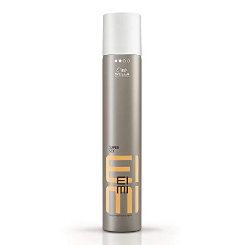 Wella EIMI Super Set – Besonders starkes Finishing Spray – 1 x 500 ml