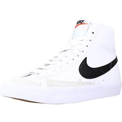 Nike Calzado Deportivo Mujer Blazer Mid '77 para Mujer Blanco 36.5 EU