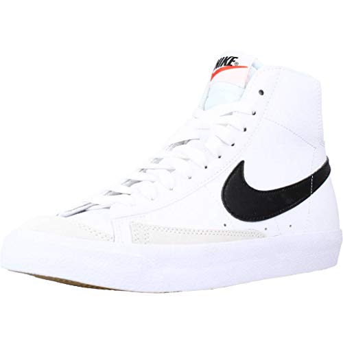 Nike Calzado Deportivo Mujer Blazer Mid '77 para Mujer Blanco 38 EU