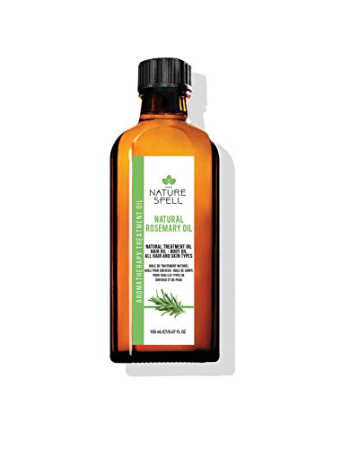 Nature Spell - Aceite de romero para el cabello y el cuerpo,