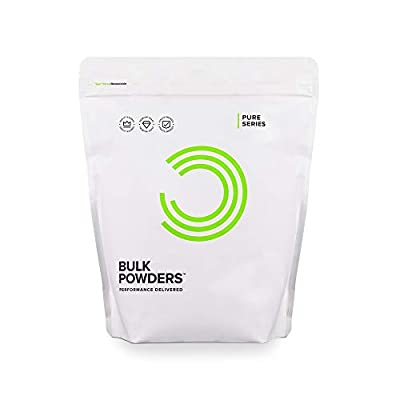 BULK POWDERS Pure Instant Branched Chain Amino Acids (BCAA) Powder, Apple and Lime, 1 kg