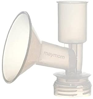 Maymom Breast Shield Flange for Ameda Breast Pumps (28 mm, Large, 1-Piece)