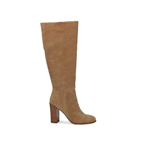 Kenneth Cole New York Womens Justin Leather Closed Toe Knee, Desert, Size 6.0