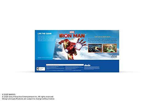 PlayStation VR - Marvel's Iron Man Bundle
