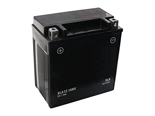 Batterie gel 12V 14Ah adapté pour Husqvarna TC138L 96051018900 Tracteur de pelouse