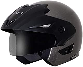 Vega Cruiser CR-W/P-A-M Open Face Helmet (Anthracite, M)
