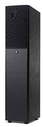 JBL Arena F17 Black Floorstanding Speaker with Special Edition Grilles & Logo Single/Each Black