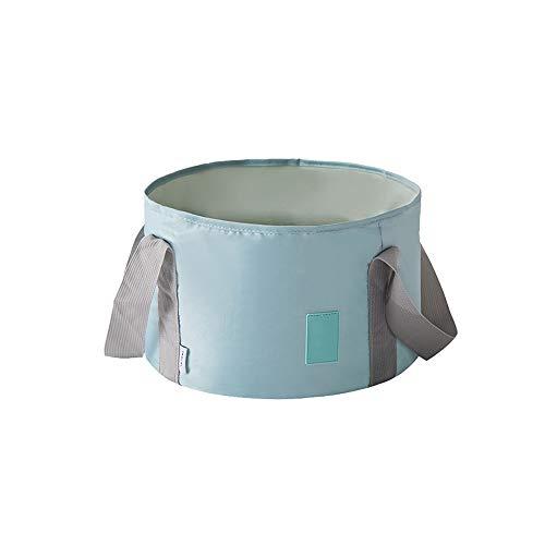 Lavabo Portátil/Doble Capa Espesar Plegable Cuenca De Agua -Doble Tejido Impermeable, Adecuado...