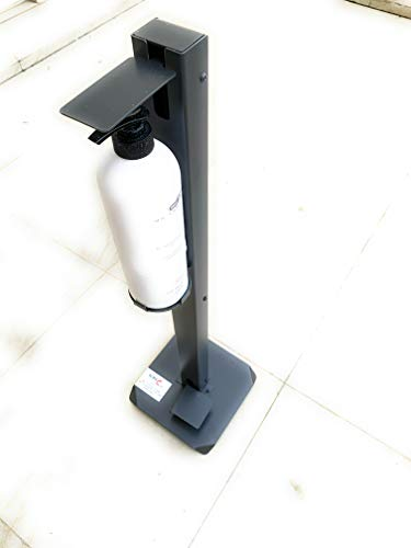 WINTECH Hand Sanitizer Dispenser Floor Stand