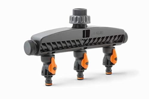 Distributore multi uscita per rubinetti filettati G.F.