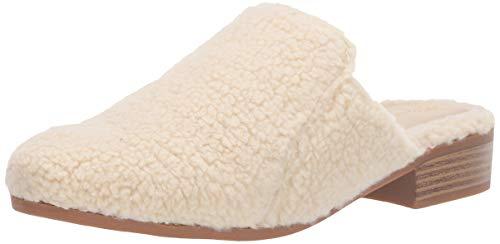 BC Footwear Women's Look at ME Mule, Natural, 8.5 B US