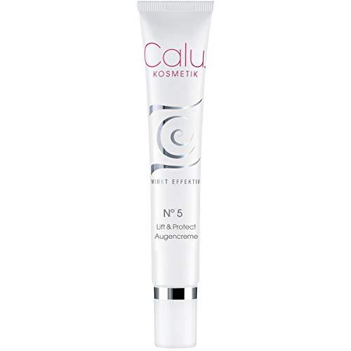 Calu. Kosmetik N°5 Lift & Protect Augencreme, hautfestigende Pflege und Anti-Aging