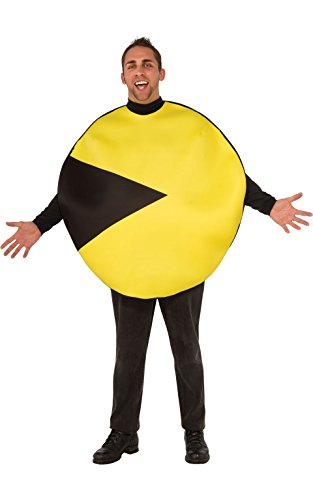 Rubie's Pac-Man Costume, Officially Licensed, Adults Size