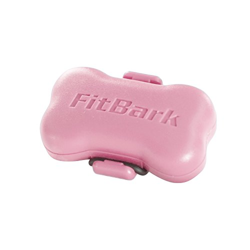 FitBark Dog Activity Monitor, Baby Pink