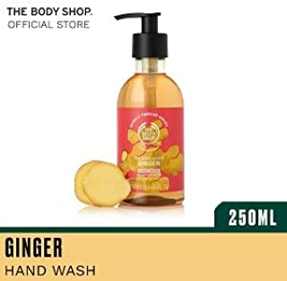 The Body Shop Ginger Hand Wash