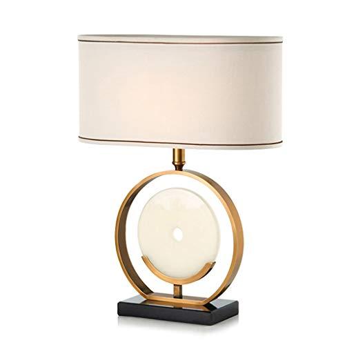 Lámpara de cabecer Tabla simplicidad moderna lámpara de noche creatividad mármol lámpara de escritorio for el dormitorio sala de estar Oficina Estudio sitio de la tabla Lámparas de mesa de noche