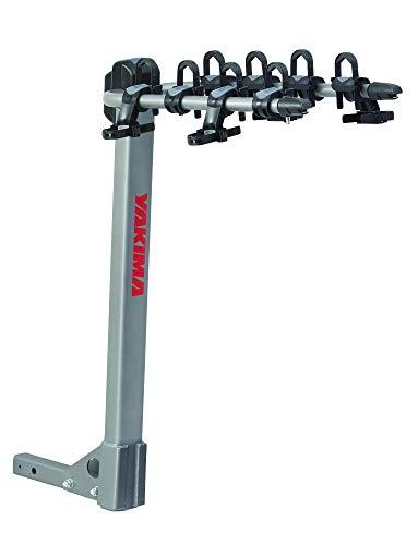 YAKIMA - LongHaul Premium Hitch Bike Rack for RV and Travel-Trailer, 4 Bike Capacity