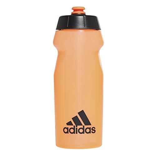 adidas Perf BTTL 0,5 Water Bottle, Unisex-Adult, Screaming Orange/Black, Talla Única