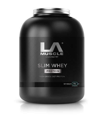 LA Muscle Slim Whey 2kg-£79.99 (Strawberry)