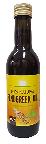 Yari Huilde de Fenugrec 100 % naturel 250 ml