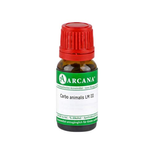 CARBO ANIMALIS LM 3 Dilution 10 ml