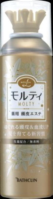 サーバフォーラムだらしないバスクリン モウガ L モルティ薬用頭皮エステ 130g 医薬部外品 (育毛剤 女性用)MOUGA MOLTY×24点セット (4548514515659)