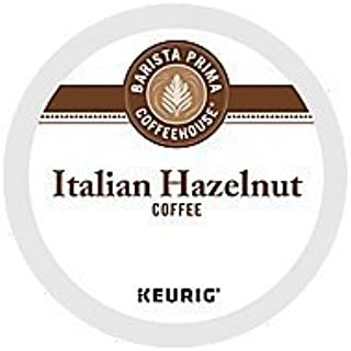 Barista Prima Coffeehouse Italian Hazelnut Coffee K-Cup Pod (18 count)