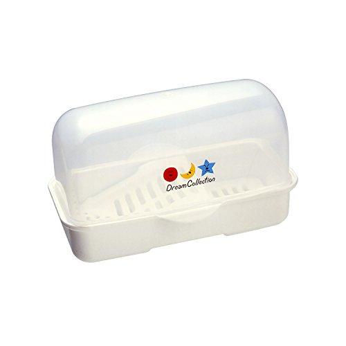 レック (LEC) Dream Collection 電子レンジ用 ほ乳びん 消毒器 T-214