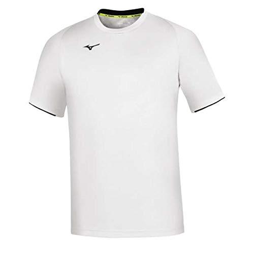 Mizuno T-Shirt Core Bianco Bianco S