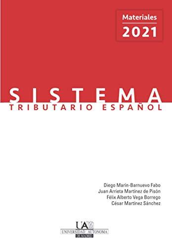 Sistema Tributario Español. Materiales 2021