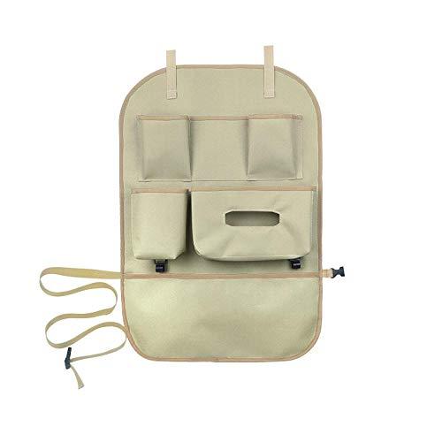 Sac de rangement pour sac à dos pour siège de voiture sac à dos multifonctionnel pour dossier avec débris sac de rangement pour sac de rangement
