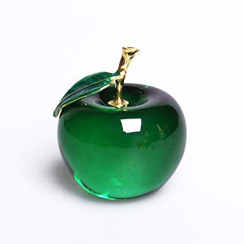 Kristall Apple Dekorationen Apple Crystal Car Trim Neues Auto