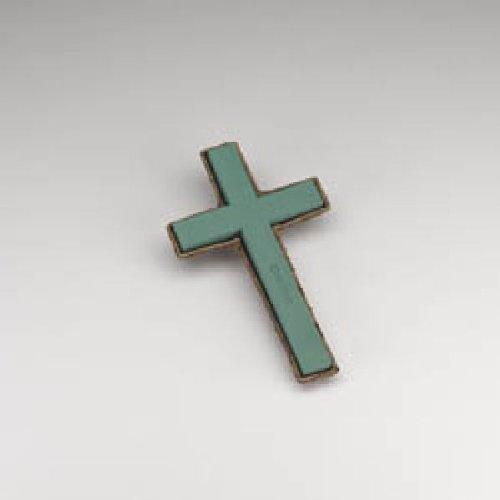 Schreiber Deko 4X Oasis® Biolit Kreuz 11-07331 umweltfreundlich klein 42cm
