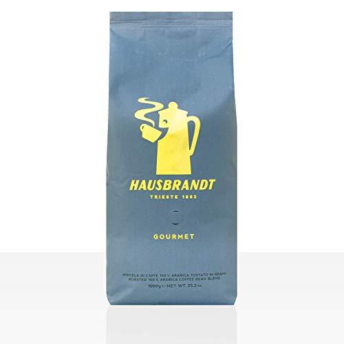 Hausbrandt Espresso Gourmet Bohnen, Beutel mit 1000 g
