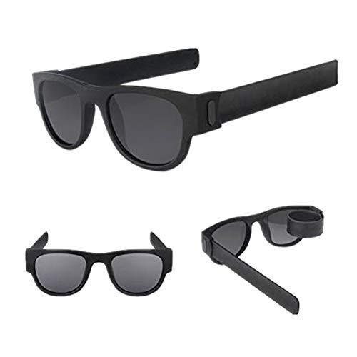 Faltbare polarisierte Schlag-Sonnenbrille-Mode-Sport-Strand-Handgelenk-Sonnenbrille im Freien