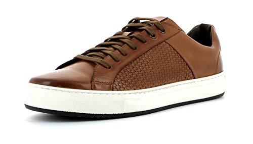Gordon & Bros Herren Skater Sneaker, Serena S191599 Männer Sportschuh,Low-Top,Cognac,44 EU / 10 UK
