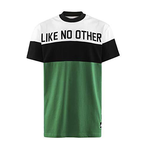 Kappa T-Shirt Man Authentieke Berto 304ICK0 Groen
