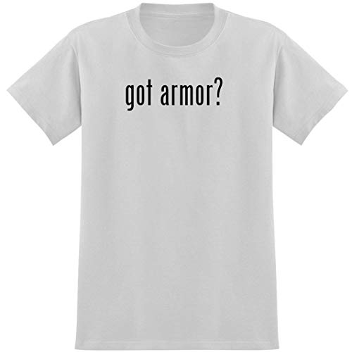 got armor? - Soft Men's T-Shirt, White, XX-Large