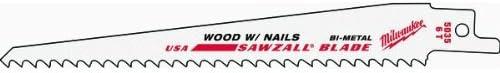 Limited time cheap sale Sawzall Financial sales sale Metal Blade 50 Pk 18Tpi