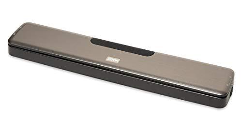 ZEViiH 真空パック器 自動真空パック機 フードシーラー 60Kpa強力脱気力 食材保存 栄養キープ 鮮度長持ち 低温調理 乾湿両用 操作簡単 低ノイズ 42.8cm*8.4cm*3.8cm
