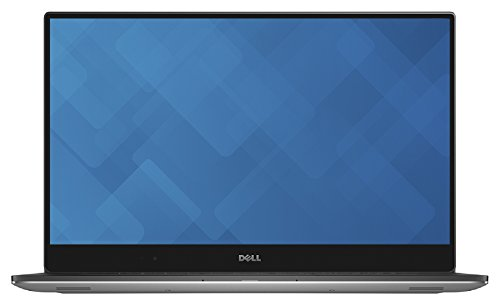 Dell XPS 15 9550 39,6 cm (15,6 Zoll) Laptop (Intel Core i7 6700HQ, 16GB RAM, 512GB SSD, Win 10 Pro Touchscreen) silber