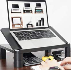 ABOX Mesa para Ordenador, Soporte para Monitor