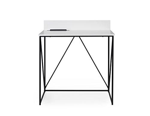 tenzo 1401-801 Solitaire Tell Designer Schreibtisch