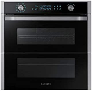 Samsung NV75N7677RS - Horno multifunción empotrable (acero inoxidable, 56 cm)
