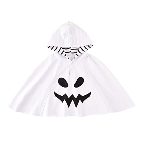 Halloweens Baby Boys Girls Suit Ghost Robe Fancy Party Costume Toddler...