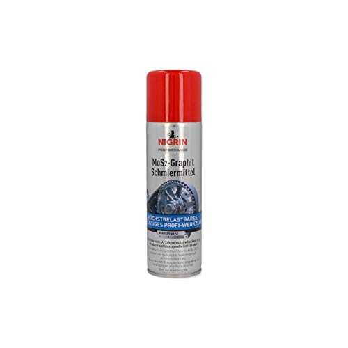 Nigrin 74194 Lubrifiant Hybrid-MoS2 250ml