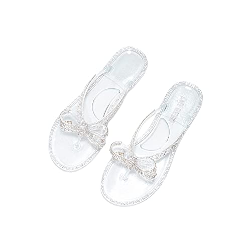 Top 10 best selling list for clear flat shoes with bow