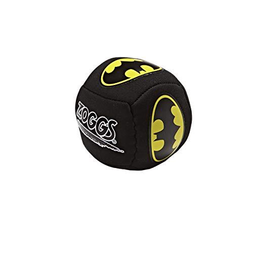 Zoggs Kids 'Batman Singolo Splash Water Ball, Nero/Giallo, 3Anni