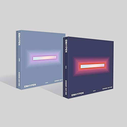 【メーカー特典あり】 BORDER:DAY ONE[DAWN]+[DUSK] (2ver.セット)(輸入盤)(ポスター2枚付)